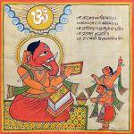 lord-ganesha-reading-veda-HM88_l