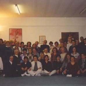 SEMINARIO CON PADRE MATUS 1999
